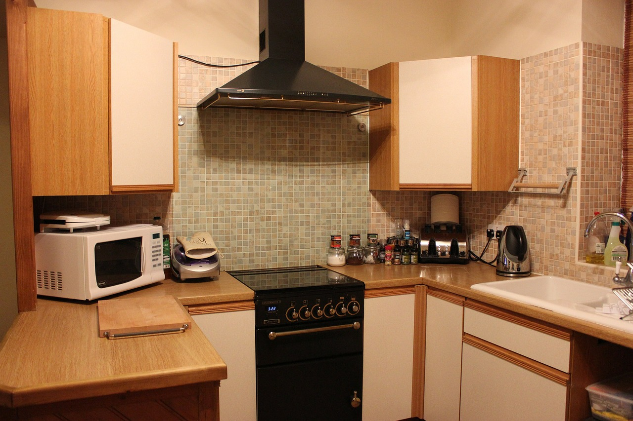 Cooker, Hob, and Oven