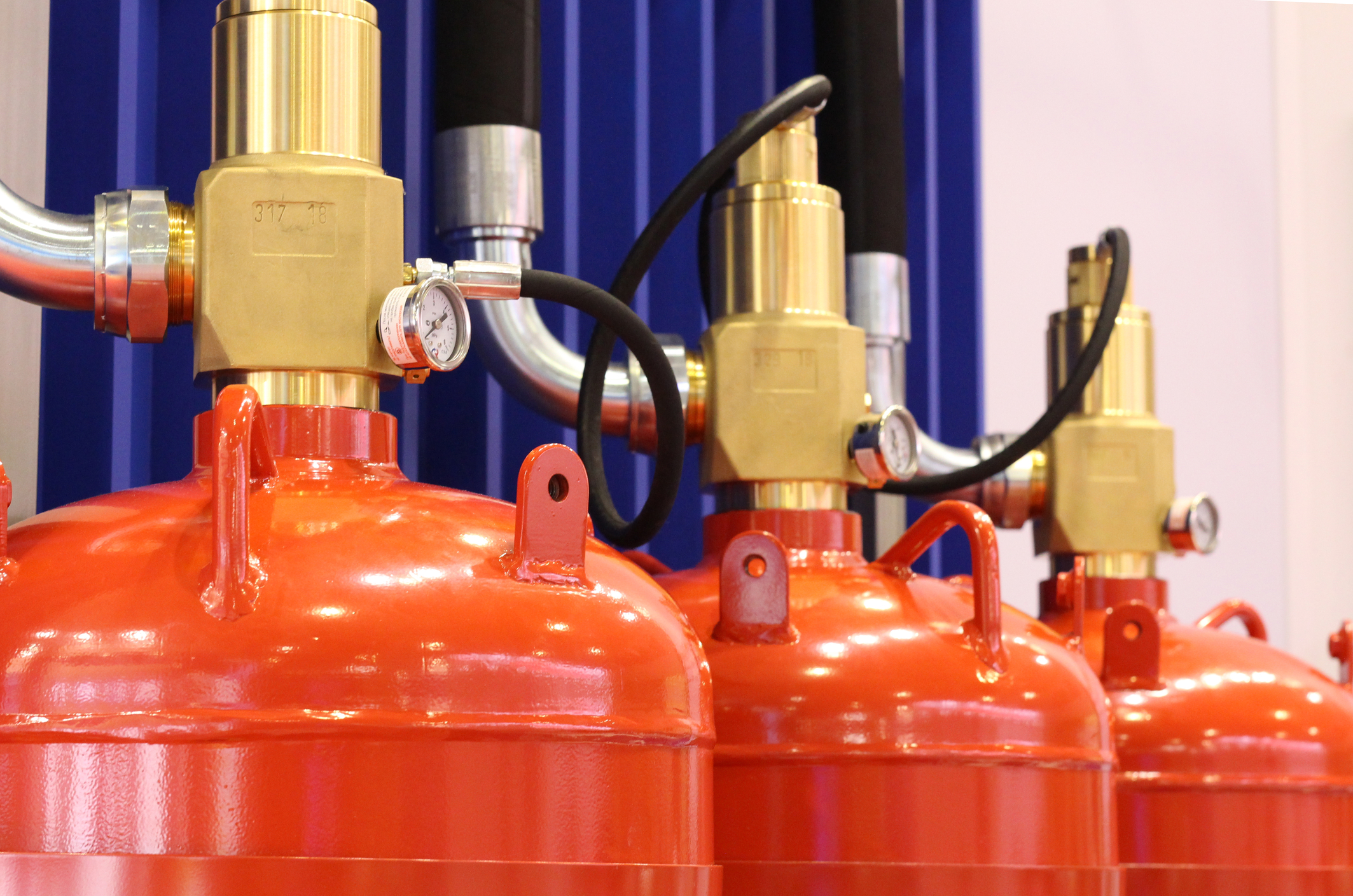 Gas Fire Installation